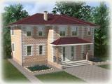 Проект дома из теплоблоков 178 2 16 Д