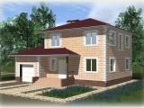 Проект дома из теплоблоков 125 2 11 Дг