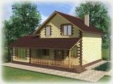 Проект дома из теплоблоков 132 2 11 M